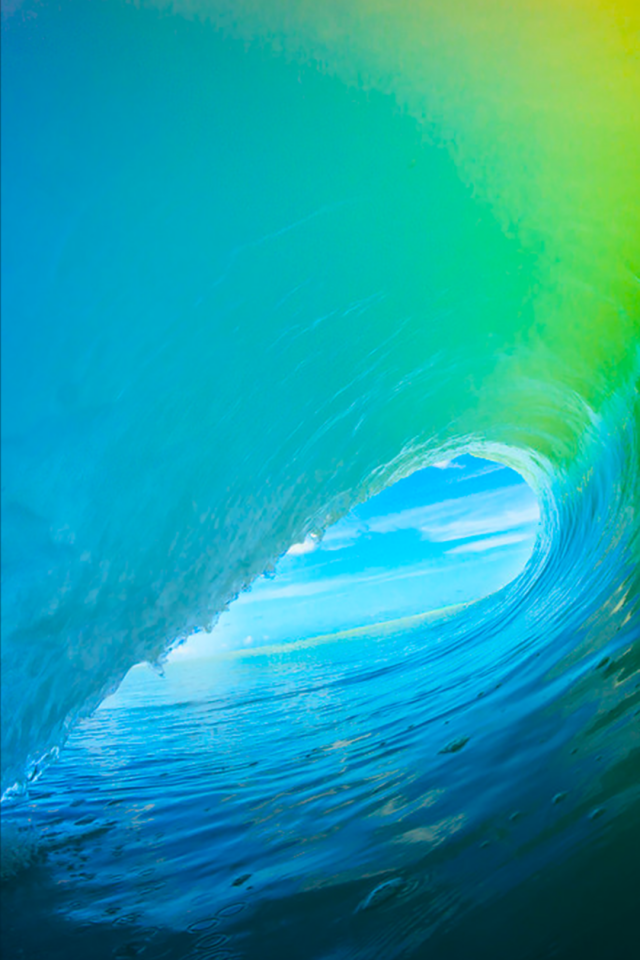 Wave iPhone 7 wallpaper - iPhone7wallpapers.co