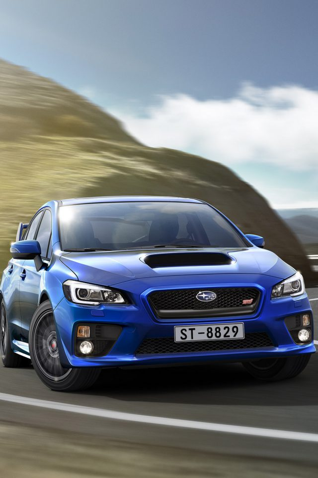 Subaru Impreza Wrxsti Iphone 7 Wallpaper Iphone7wallpapers Co