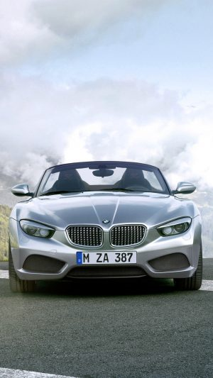 The New BMW Sports Car iPhone 7 wallpaper