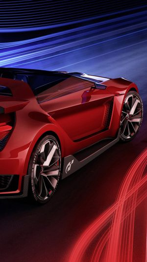 Volkswagen GTI Roadster Locals iPhone 7 wallpaper