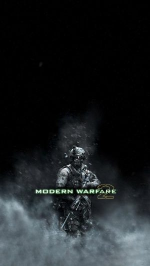 Call of Duty MW2 iPhone 7 wallpaper