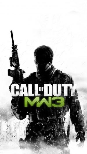 Call of Duty MW3 iPhone 7 wallpaper
