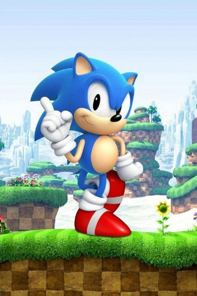Sonic The Hedgehog 3d Iphone 7 Wallpaper Iphone7wallpapers Co