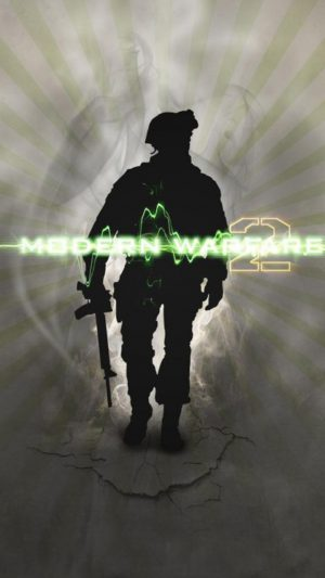 Modern Warfare 2 Soldier iPhone 7 wallpaper