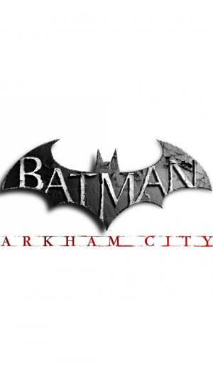 Batman Arkham City iPhone 7 wallpaper