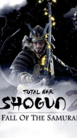 Total War Shogun iPhone 7 wallpaper