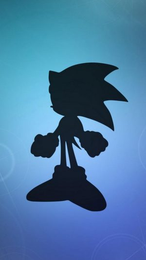 Sonic iPhone 7 wallpaper