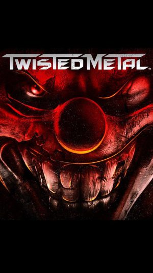 Twisted Metal iPhone 7 wallpaper
