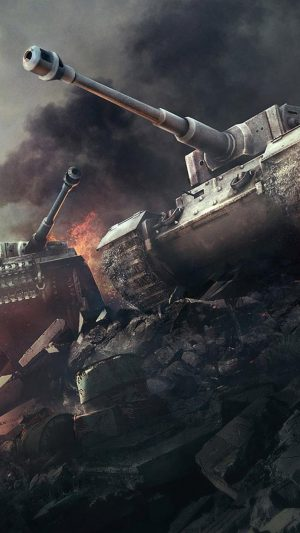 World of Tanks iPhone 7 wallpaper