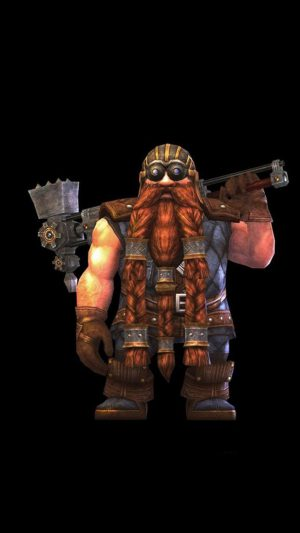 Warhammer Online Dwarf Engineer iPhone 7 wallpaper
