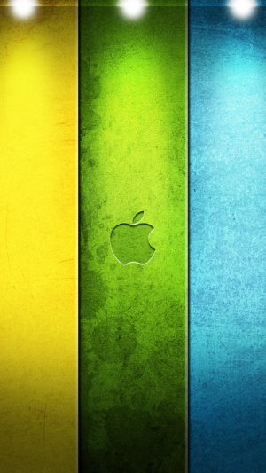 Apple Colorful iPhone 7 wallpaper
