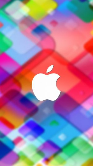 Colorful Apple iPhone 7 wallpaper