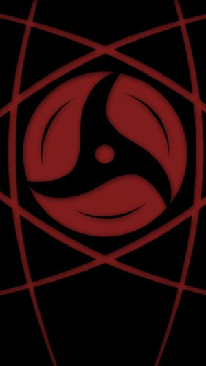 Sharingan iPhone 7 wallpaper
