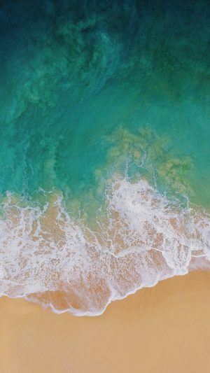 IOS 11 Official iPhone 7 wallpaper