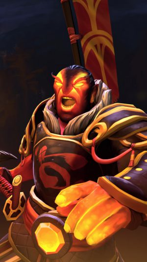 Dota 2 004 iPhone 7 wallpaper
