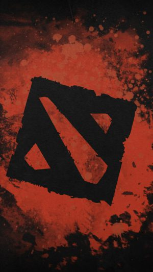 Dota 2 09 iPhone 7 wallpaper