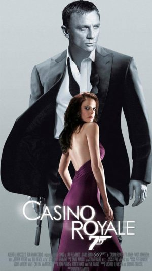 Casino Royale iPhone 7 wallpaper
