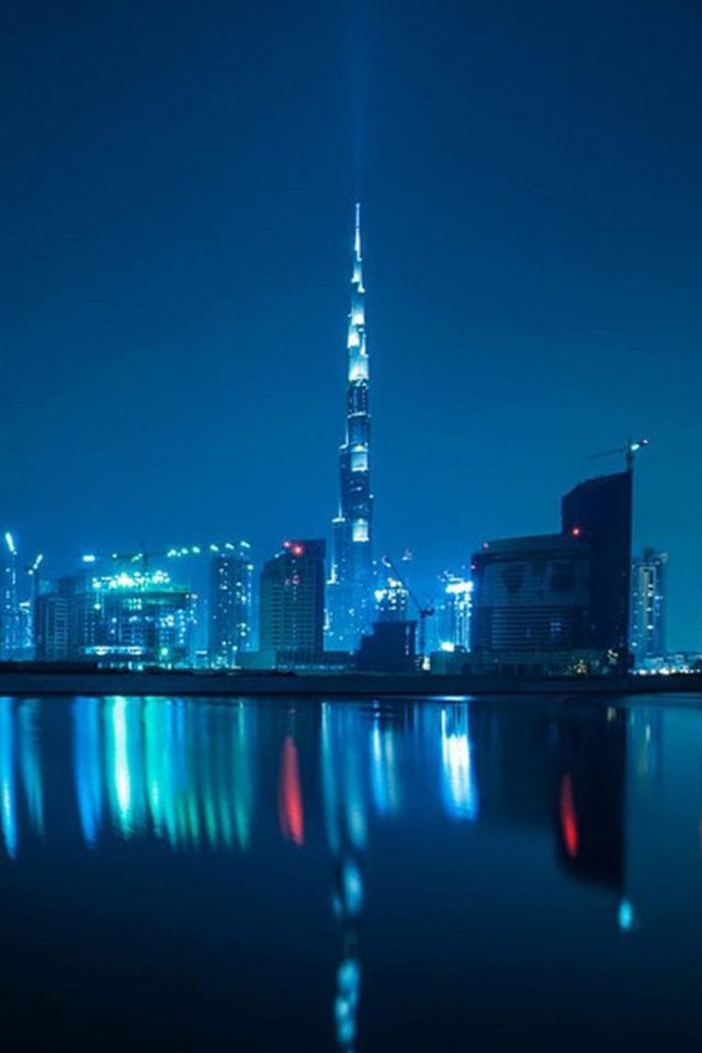 Dubai Burj Khalifa iPhone 7 wallpaper - iPhone7wallpapers co