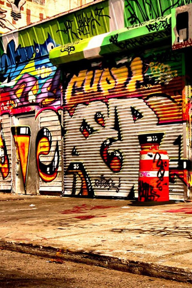 Graffiti Iphone 7 Wallpaper Iphone7wallpapersco