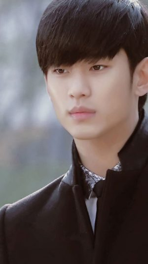 Kim Soo Hyun My Love From The Star iPhone 7 wallpaper