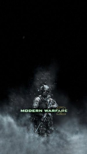 Modern Warfare 2 iPhone 7 wallpaper