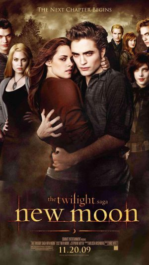 Twilight New Moon iPhone 7 wallpaper