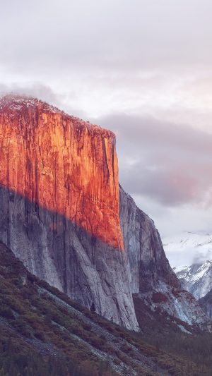 Apple El Capitan OSX Mac Mountain Wwdc Nature Flare iPhone 7 wallpaper