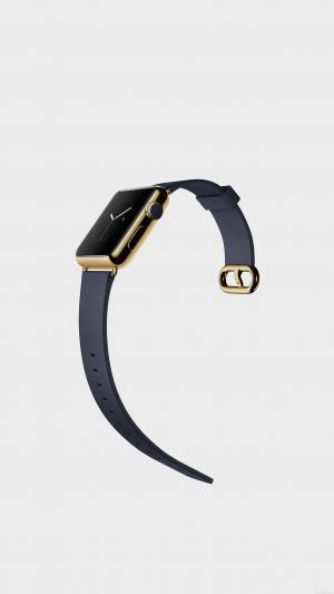 Apple Watch Gold Applewatch Art iPhone 7 wallpaper