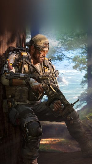 Call Of Duty Blackops Game Illustration Art iPhone 7 wallpaper