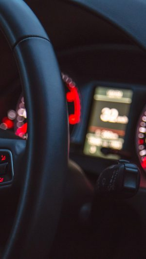 Car Audi Drive Interior Motor Man iPhone 7 wallpaper