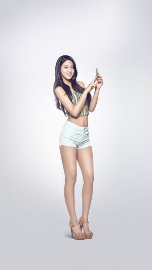 Cute Girl Music Seolhyun Kpop Aoa iPhone 7 wallpaper