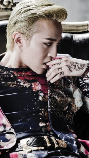 Gdragon Kpop Music Bigbang iPhone 7 wallpaper