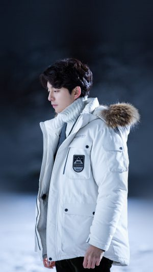 Gongyoo Winter Doggaebi Kpop iPhone 7 wallpaper