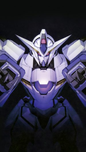 Gundam Art Dark Toy Game Illust Art iPhone 7 wallpaper