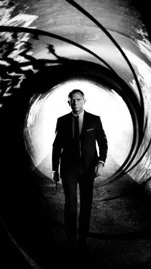 James Bond 007 Skyfall Film Poster iPhone 7 wallpaper