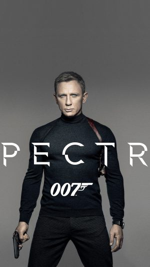 James Bond 007 Spectre Movie Film Poster iPhone 7 wallpaper