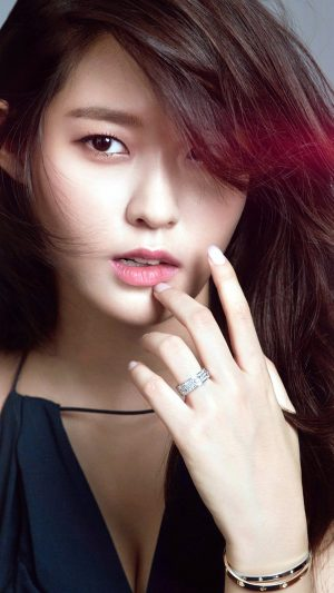 Kpop Seolhyun Photo Celebrity Asian iPhone 7 wallpaper