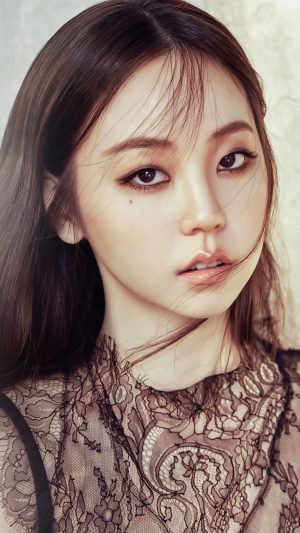 Sohee Girl Kpop Photoshoot iPhone 7 wallpaper