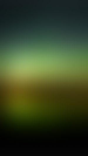 Aurora Night Nature Gradation Blur iPhone 7 wallpaper