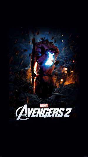 Avengers 2 Poster Hollywood Film Poster iPhone 7 wallpaper