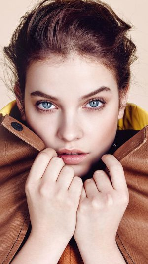 Barbara Palvin Face Model iPhone 7 wallpaper