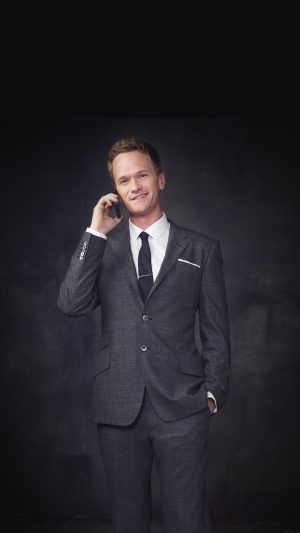 Barney Stinson Actor Celebrity Film iPhone 7 wallpaper