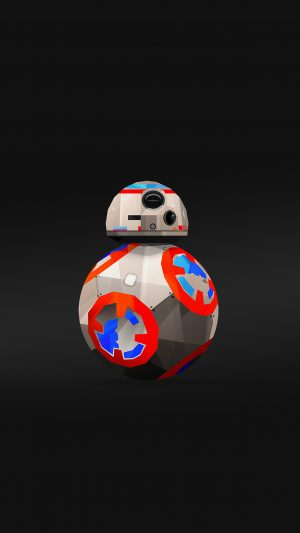 Bb 8 Droid Starwars Robot Art Film iPhone 7 wallpaper