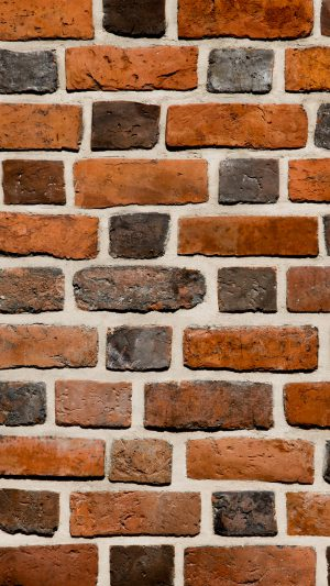 Brick Texture Wall Nature Pattern iPhone 7 wallpaper