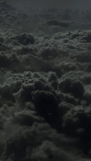 Cloud Flare Dark Sky Wanna Fly Nature iPhone 7 wallpaper