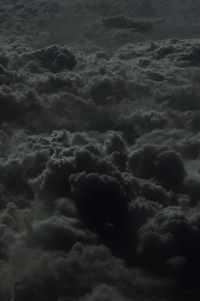 Cloud Flare Dark Sky Wanna Fly Nature IPhone Wallpaper