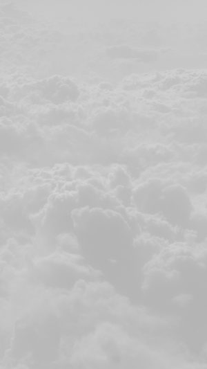 Cloud Sky White Nature Fly iPhone 7 wallpaper