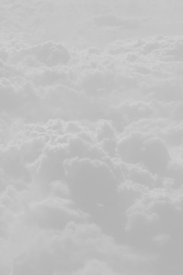 Cloud Sky White Nature Fly iPhone wallpaper