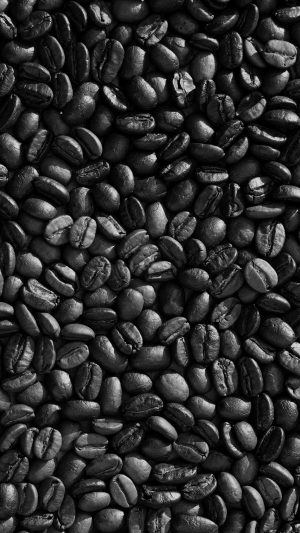 Coffee Food Brown Eat Nature Drink Life Cafe Bw Dark iPhone 7 wallpaper
