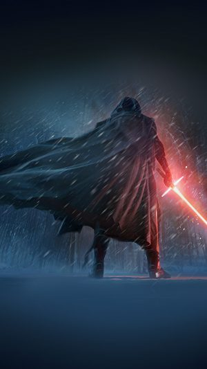Darth Vader Starwars 7 Poster Film Art iPhone 7 wallpaper